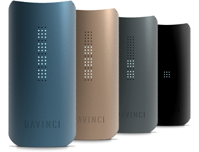 New DaVinci Vaporizer the IQ