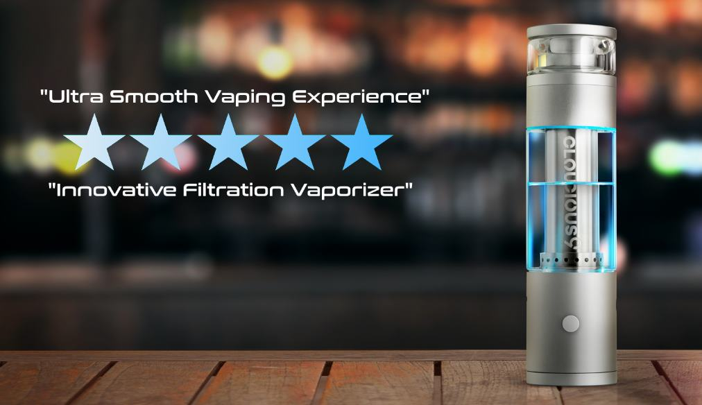 Smooth Vape Pen Portable Vaporizer