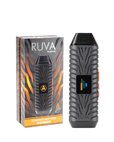 Vaping Marijuana Ruva Vaporizer Review Atmos Dry Herbal Vape