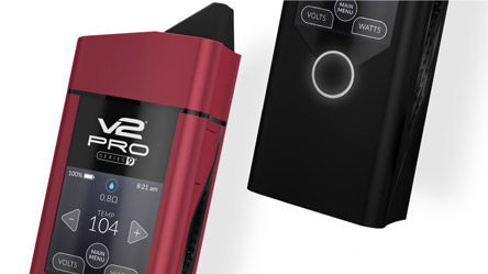 New V2 Vaporizer - V2 Pro Series 9 Vaporizer Review