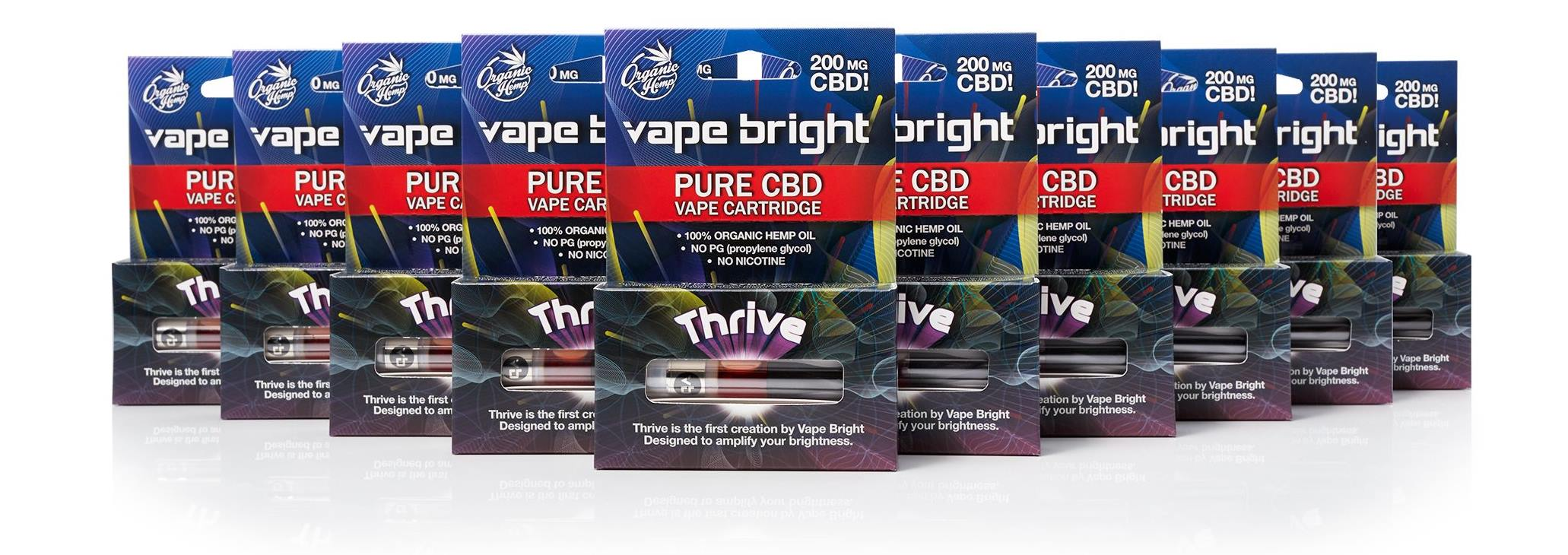 Vape Bright CBD Oil