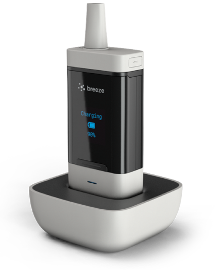 Breeze Smart Inhaler Vaporizer