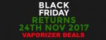 Black Friday Vaporizer Deals 2017