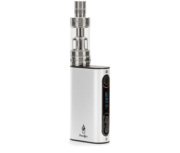 Halo Reactor Mega Starter Kit Review - US Box Mod Starter Kit