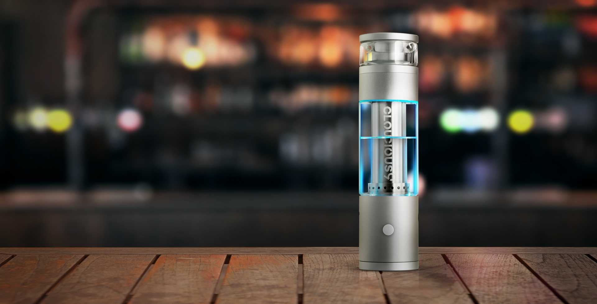 Apple portable vaporizer could look a bit like the hydrology 9 vaporizer