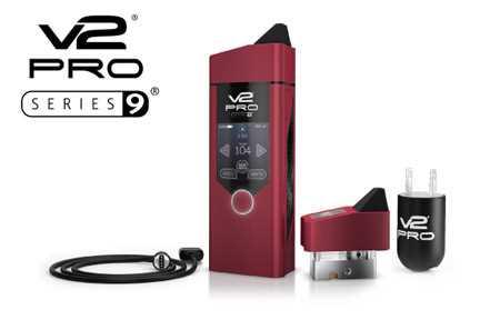 V2 Pro Series 9 Vaporizer