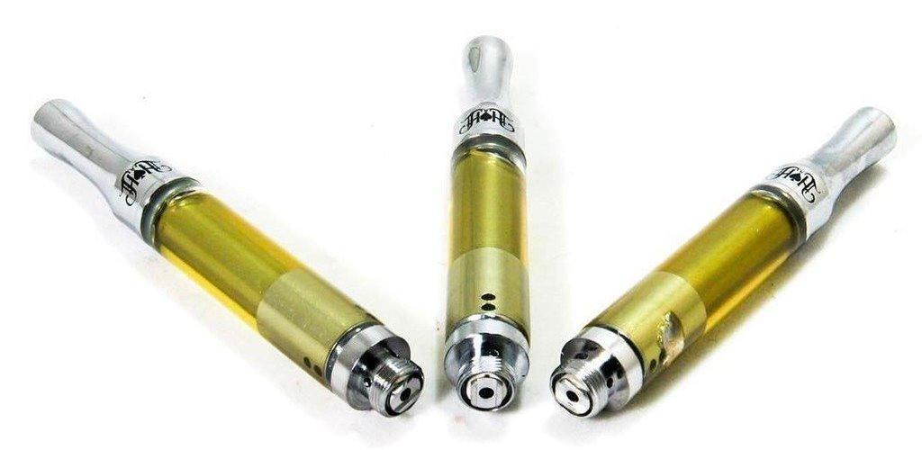 Hash Oil Pen – THC Vape Pen Reviews - Vapor Smooth