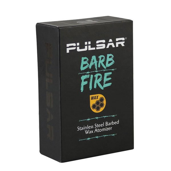 Wax Atomizer for Dabs by Pulsar Barb Fire