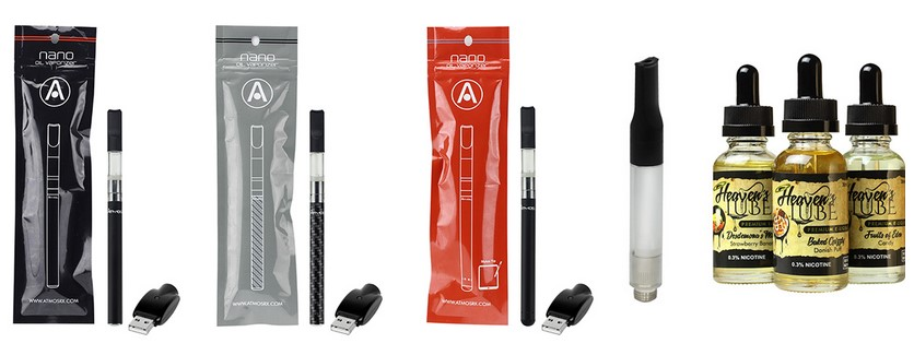 Atmos Nano - Quality Cheap Cannabis Liquid Vaporizer Kit