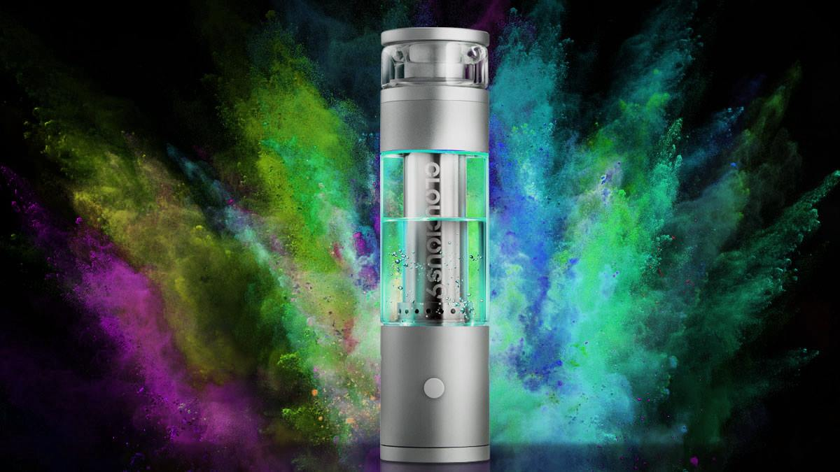 Hydrology 9 vaporizer herbal