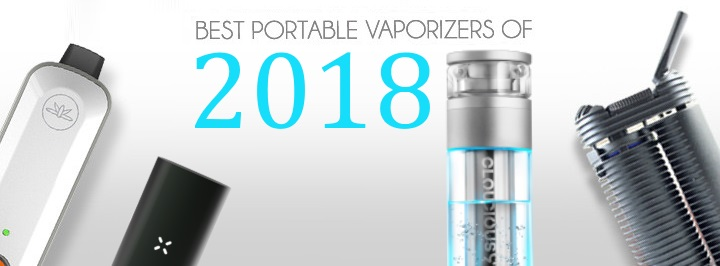 Best portable vaporizers of 2018