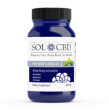 15 mg CBD Capsules by SOL