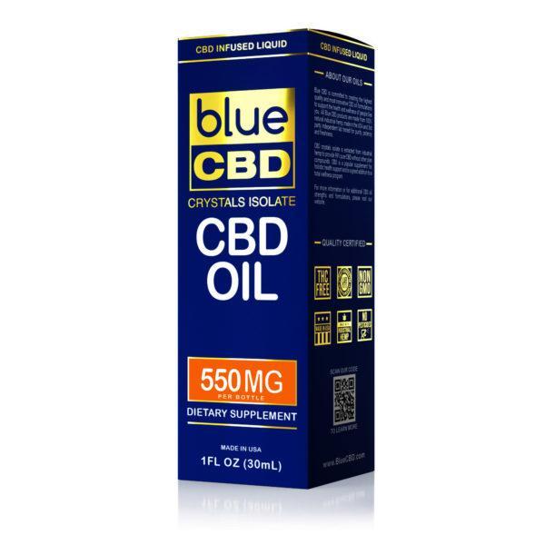 Blue CBD Brand