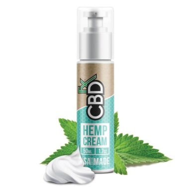 CBD Cream – CBD Lotion 150mg 50 ml by CBDfx