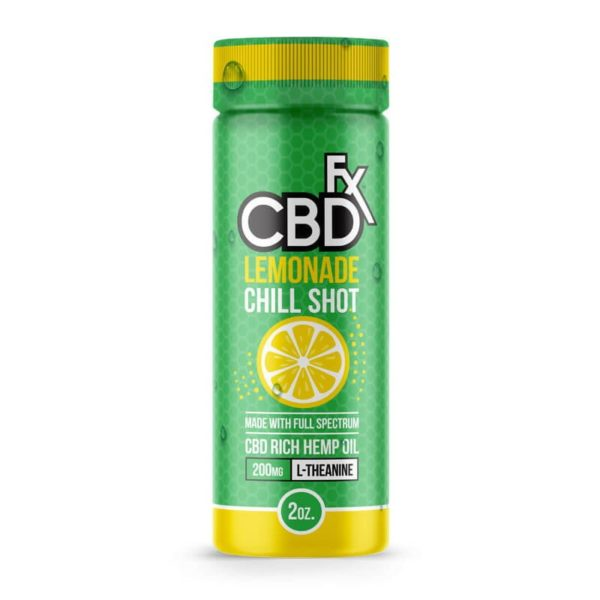 CBD Drink – Lemonade CBD Shot CBDfx