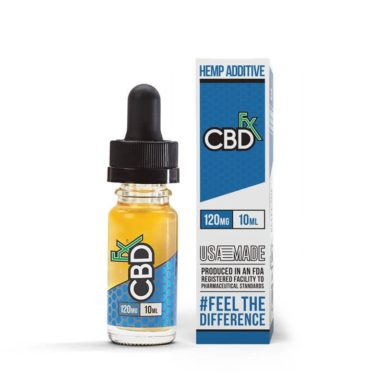 CBD Oil Vape Additive 120mg CBDfx