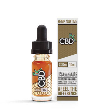 CBD Oil Vape Additive 300mg CBDfx
