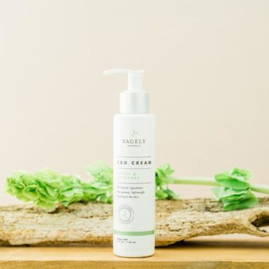 CBD Relief & Recovery Cream by Sagely Naturals