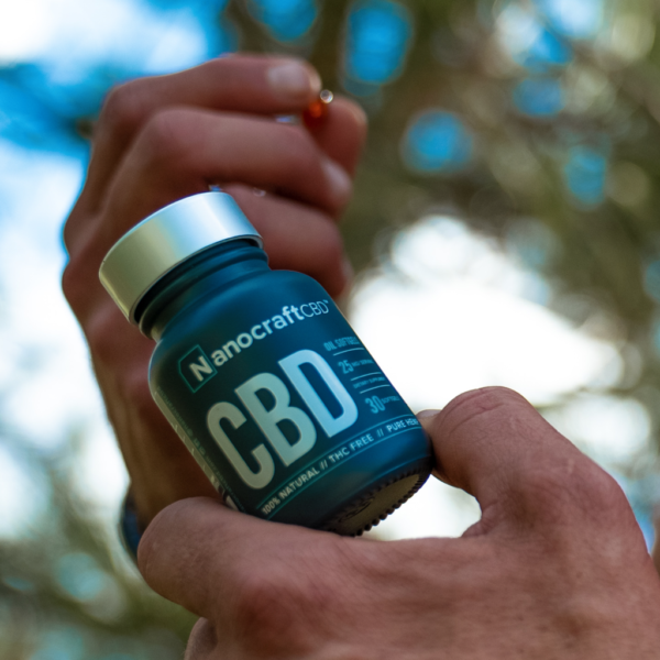 CBD Softgels NanoCraft