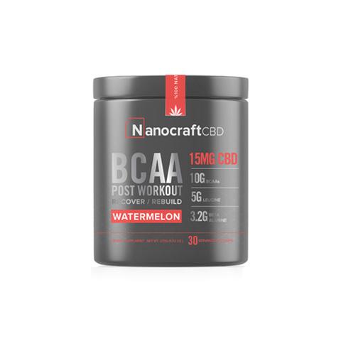 CBD Supplement BCAA CBD Workout Powder