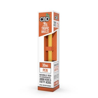 CBD Vape Pen – Tropic Breeze CBDfx