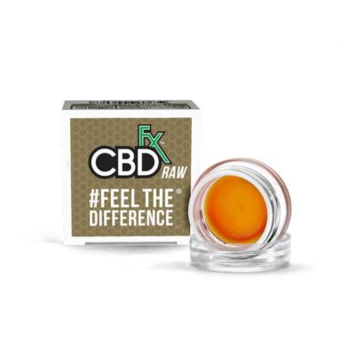 CBD Wax – Concentrated Dabs by CBDfx