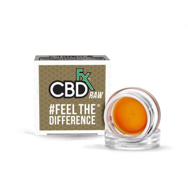 CBD Wax - Concentrated Dabs by CBDfx
