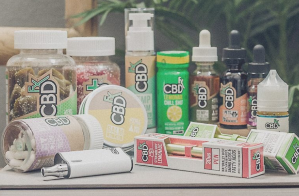 CBDfx CBD Package Deals