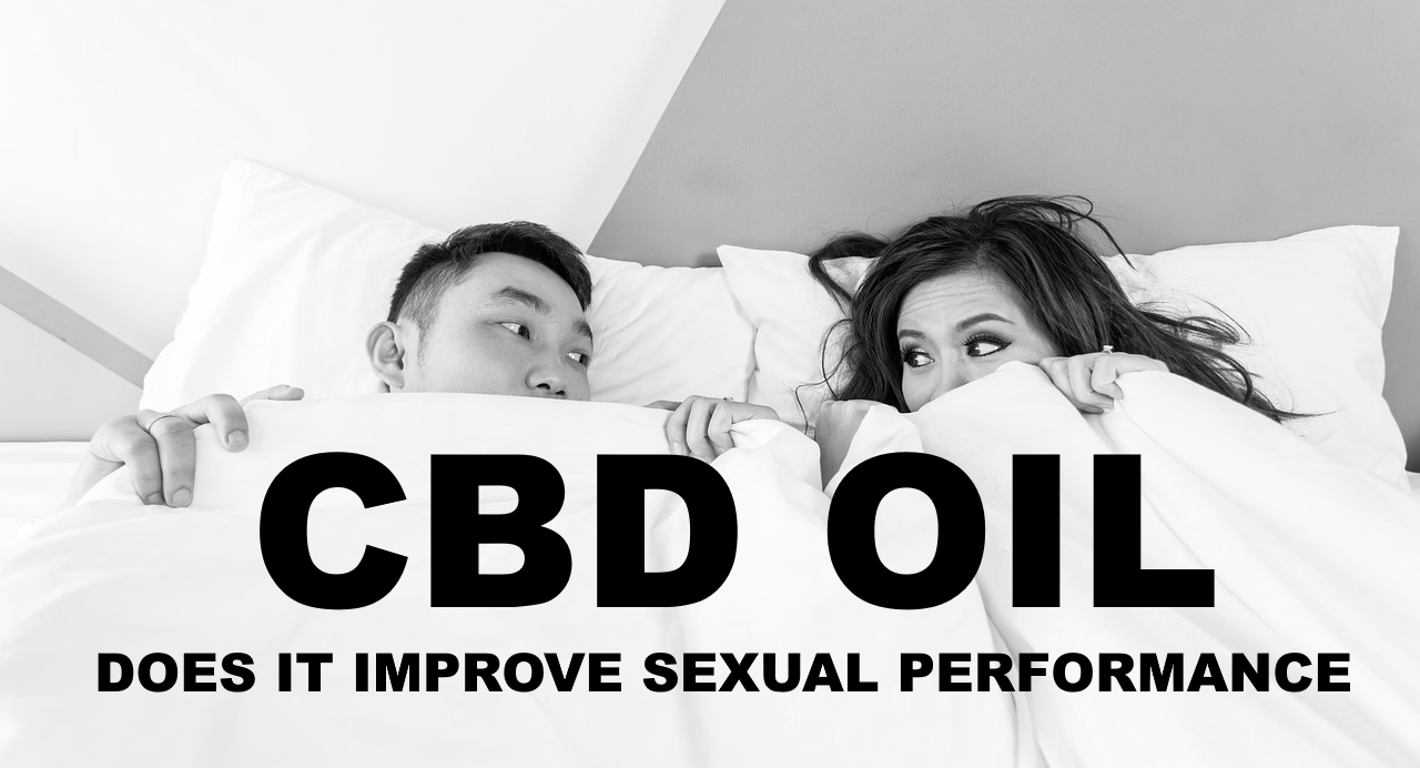 CBD oil erectile dysfunction