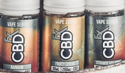CBDfx CBD Vape Juice
