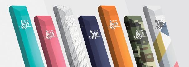 Custom Vape Logo Make Your Own Brand of Vaporizer