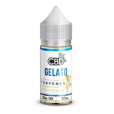 Gelato Flavored CBD Terpenes Oil CBDfx
