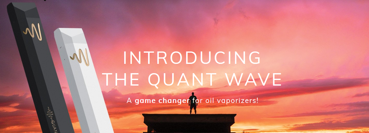 Quant Wave Oil Vaporizer