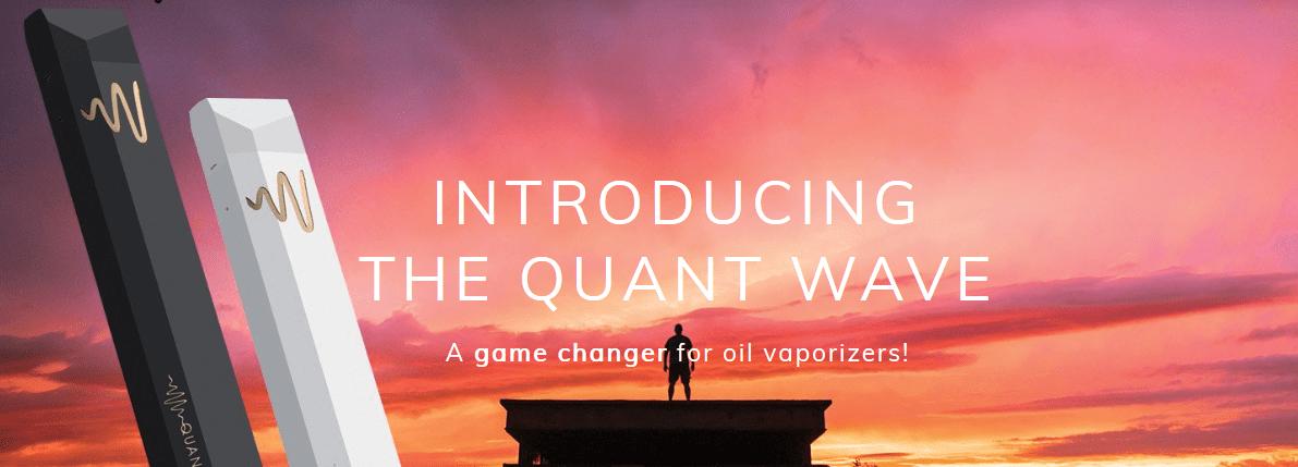 Quant Wave Oil Vaporizer