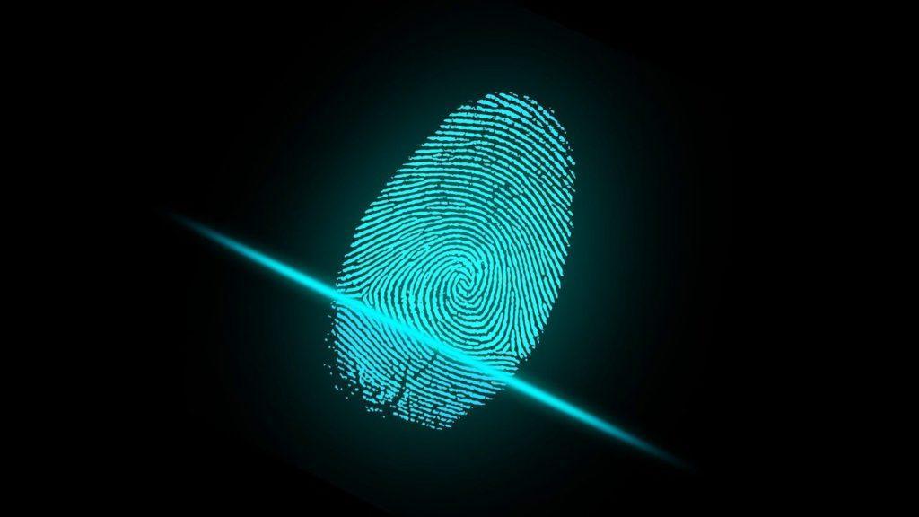 Biometric vaporizer fingerprint ID unlock
