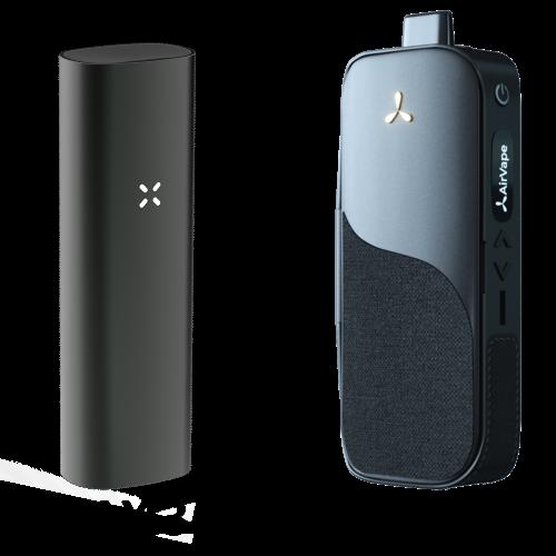 pax 3 VS airvape legacy