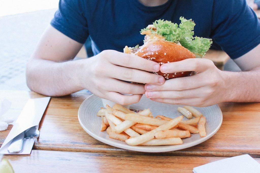 CBD and food